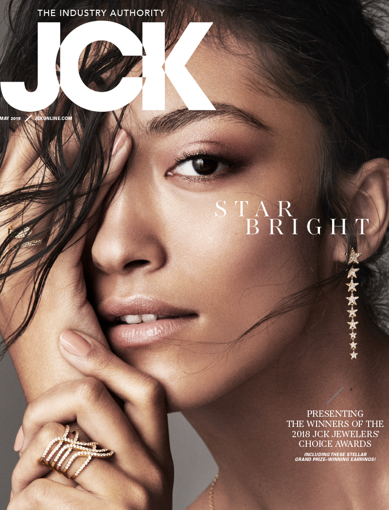 Press Feature in JCK featuring The Jewelry Group
