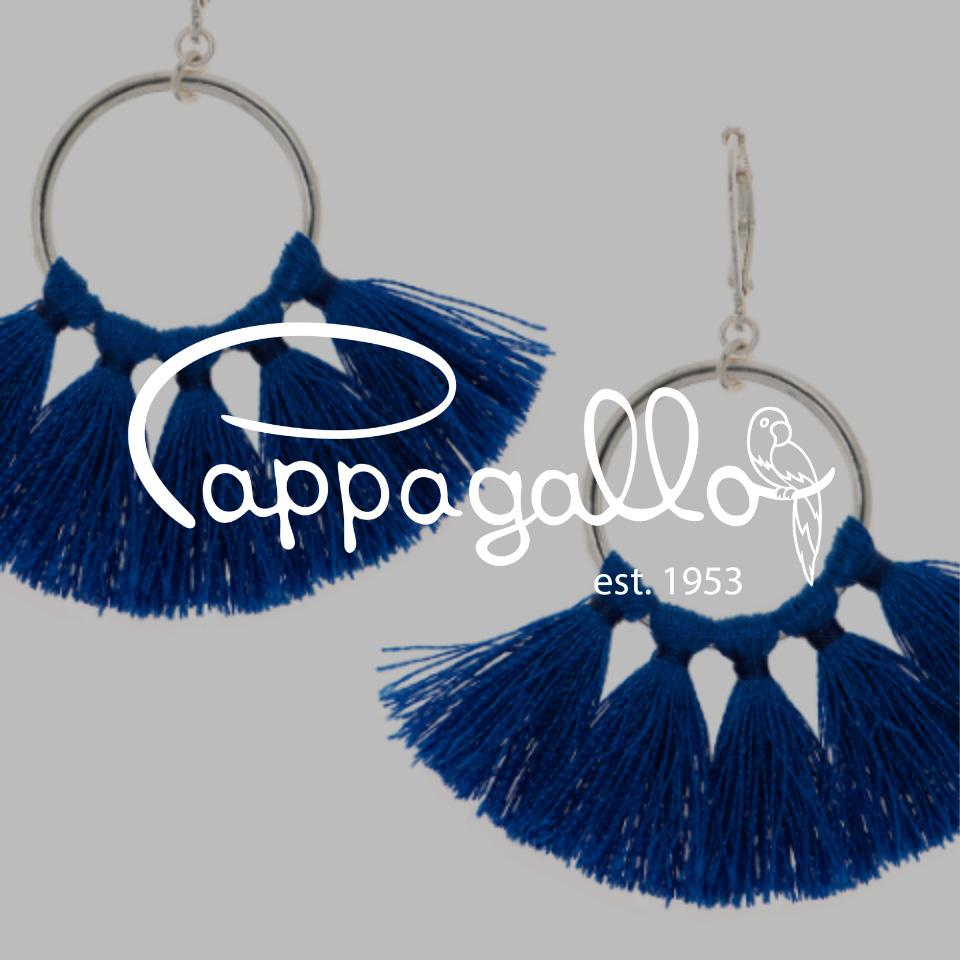 Brand logo of Pappagallo