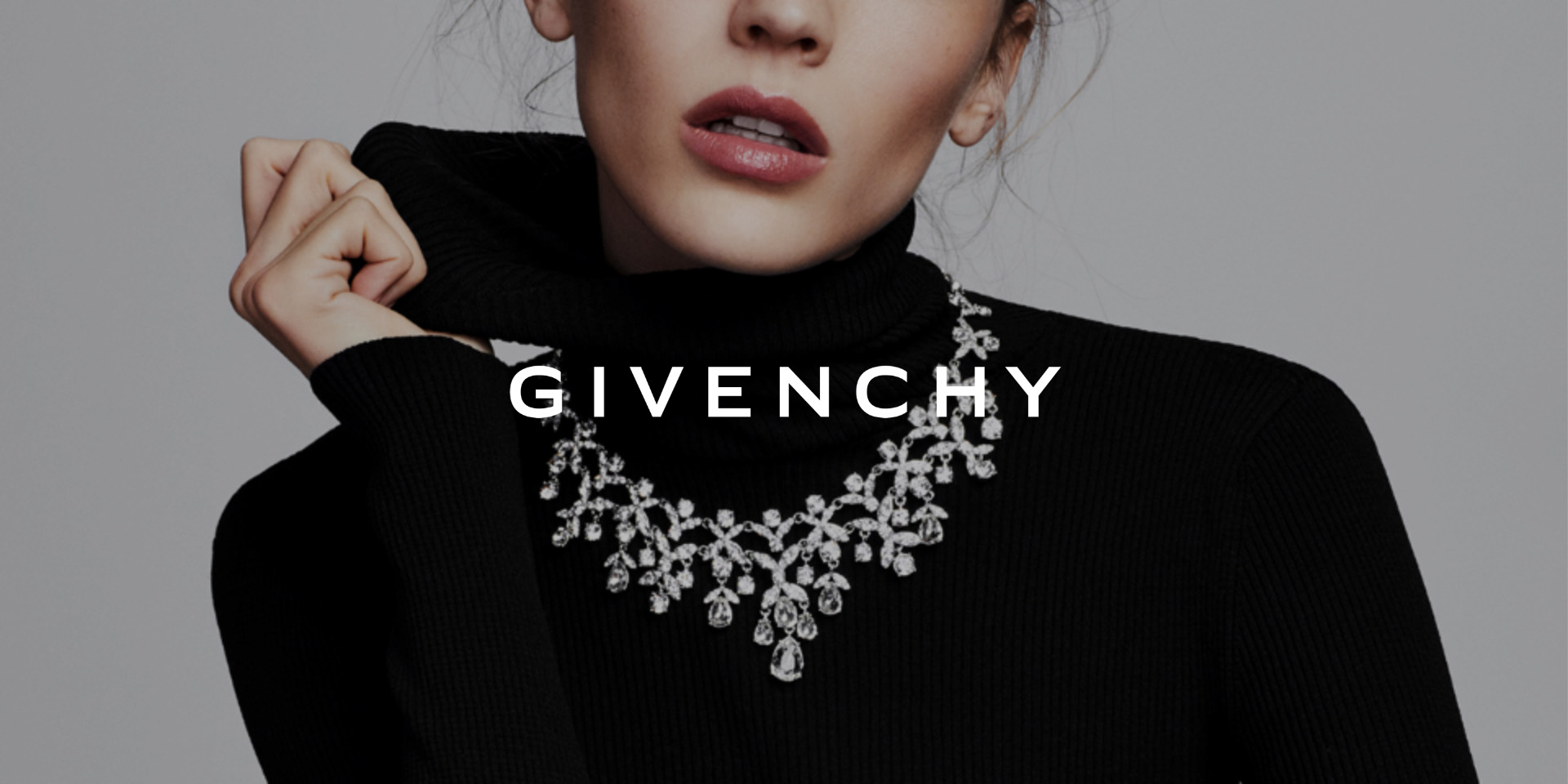 Brand logo of Givenchy
