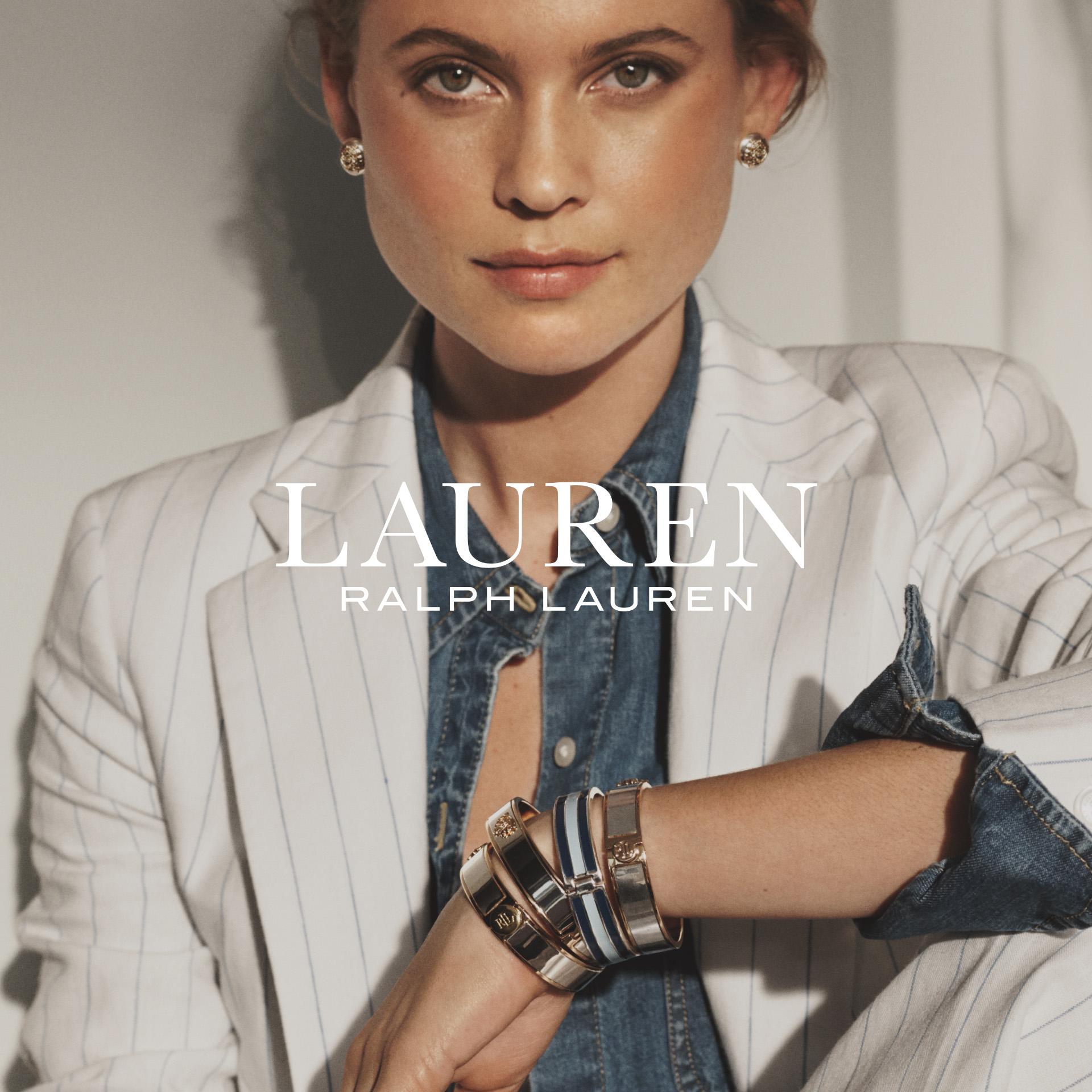 Brand logo of Lauren by Ralph Lauren